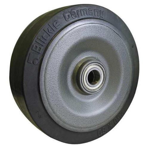 BLICKLE SE 250/25K-B34 Caster Wheel, 1875 lb., 10 D x 2-3/8 In.