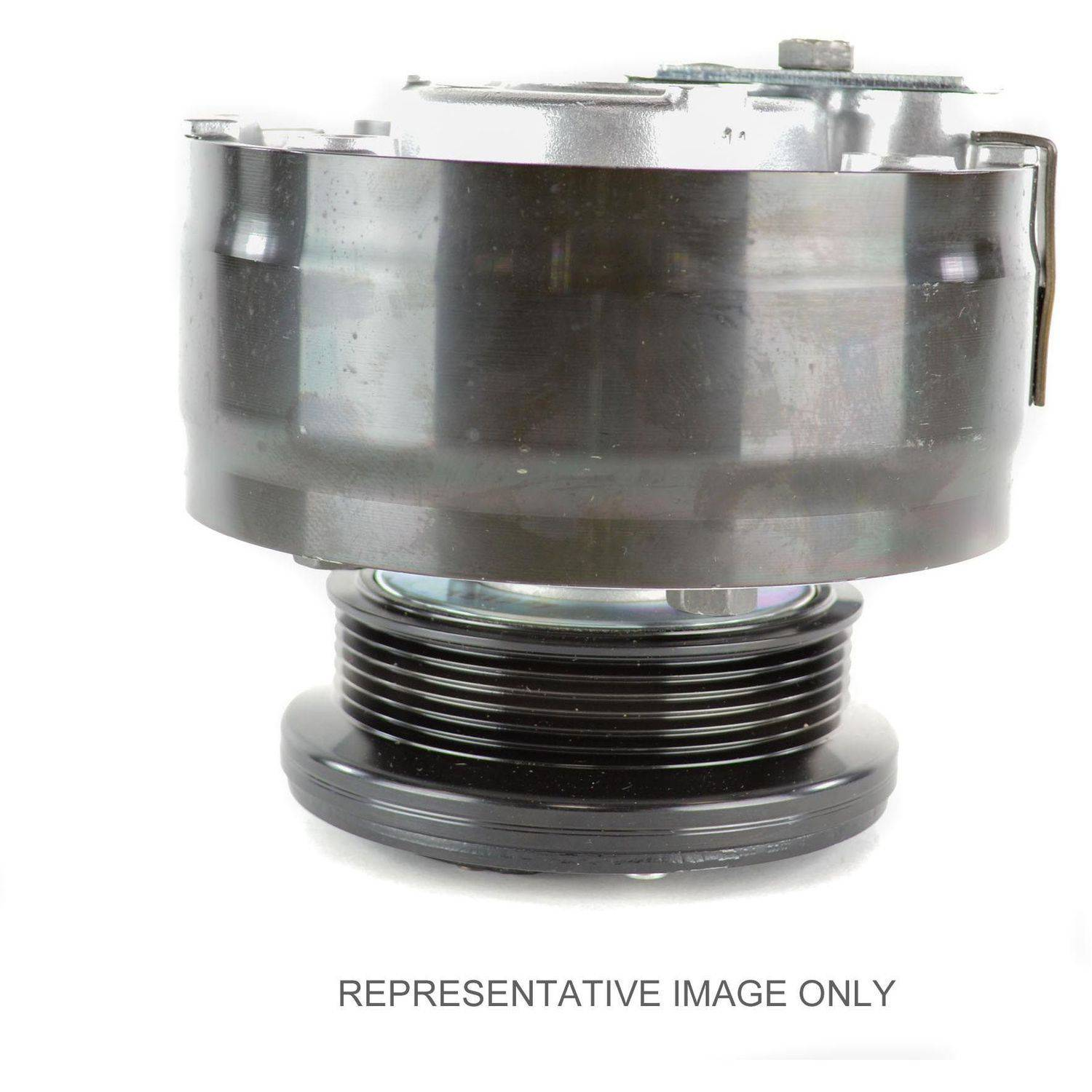 AC Delco 15-21517 A/C Compressor For Buick Lucerne, With clutch New