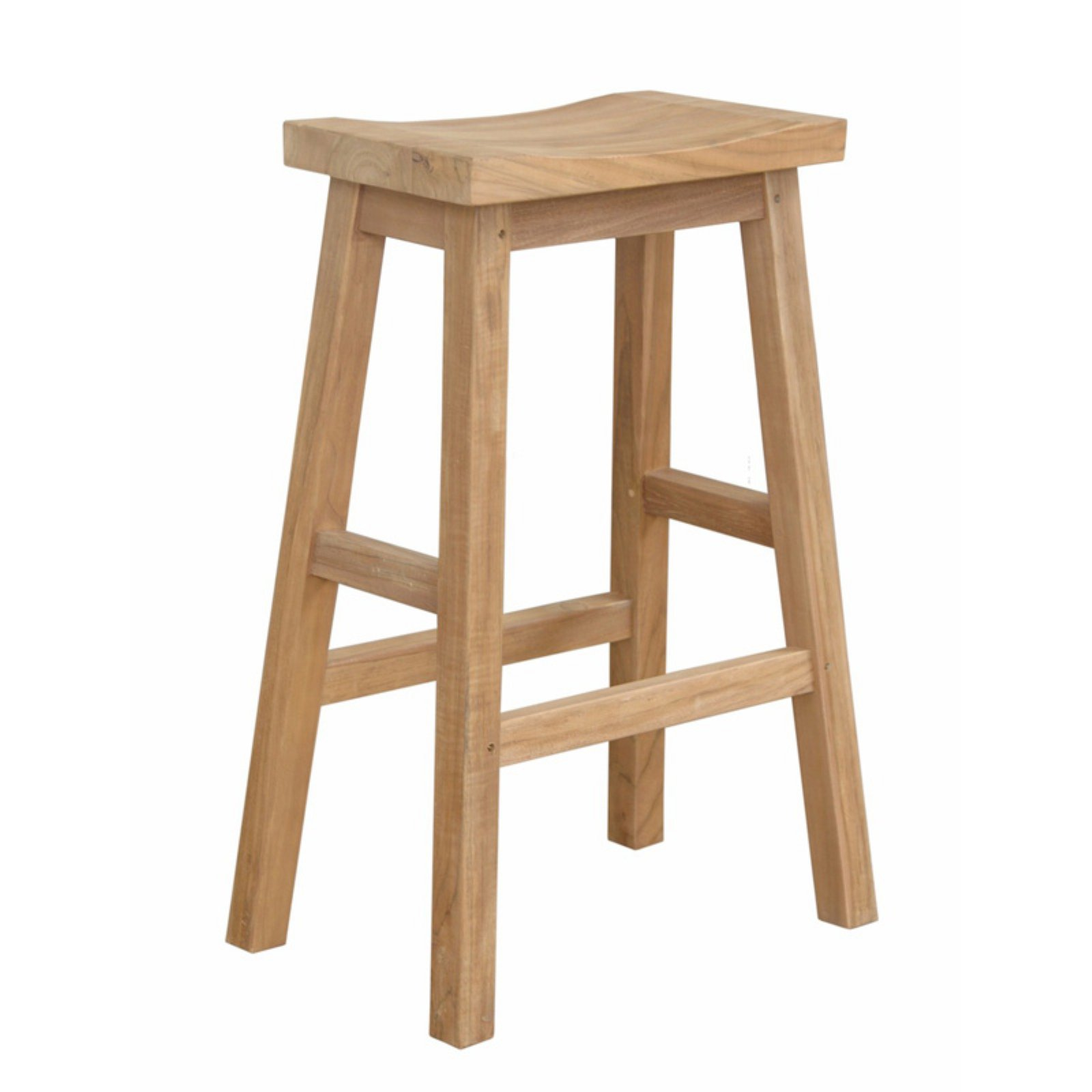 Anderson Teak Alpine Rectangular Outdoor Counter Stool