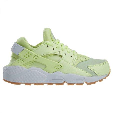 Nike Air Huarache Run Barely Volt/White-Gum Women