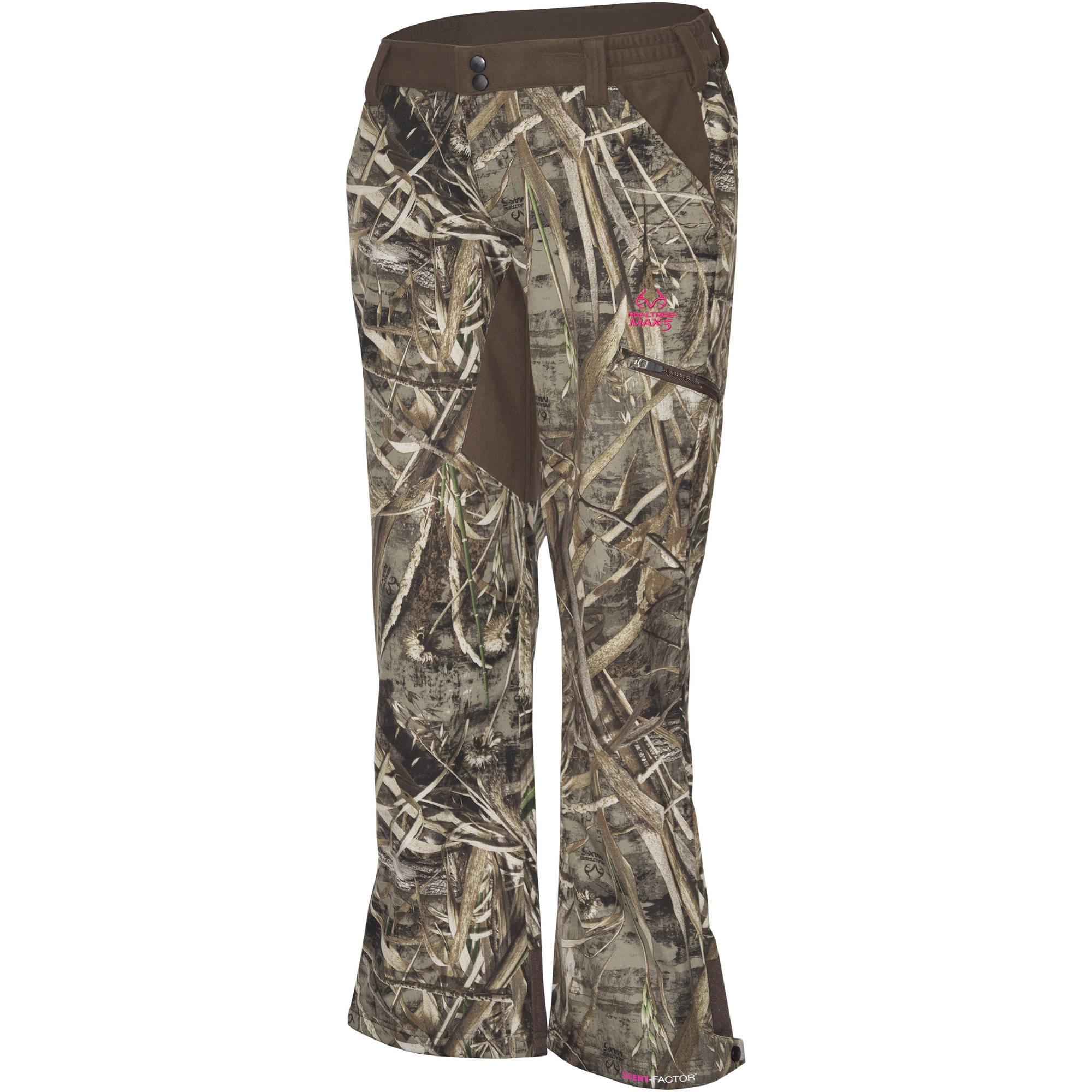 Ladies Softshell Pant, Available in Multiple Patterns