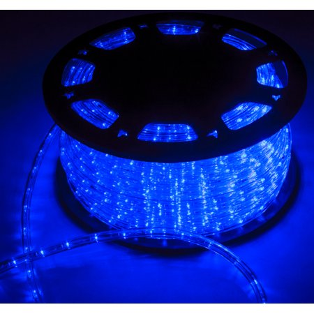 150'ft 2 Wire LED Rope Light Home Party