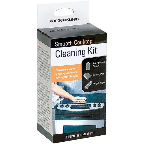 Range Kleen 3-Piece Smooth Top Range Kleening Kit
