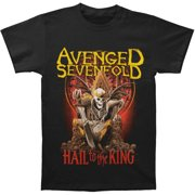 Avenged Sevenfold Men's  New Day Rises 2014 Tour T-shirt Black