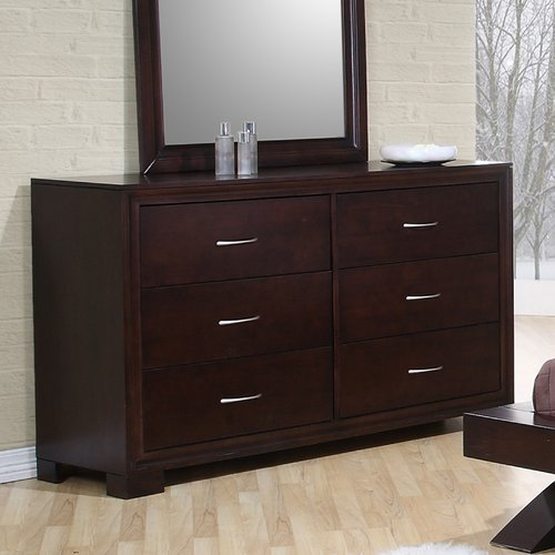 Picket House Furnishings Zoe Dresser in Rich Merlot