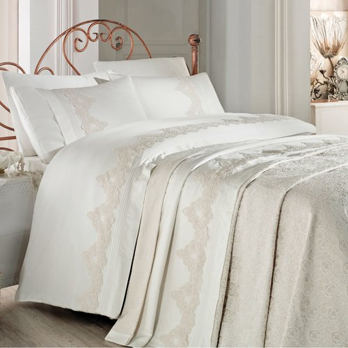 Debage Inc. City Sleep Bistro 7 Piece Queen Duvet Cover Set
