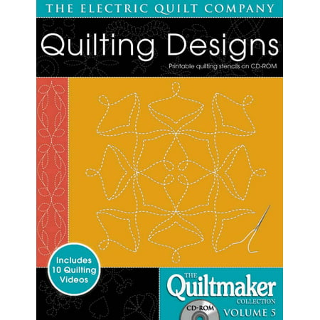 Quiltmaker Quilting Designs Volume 5 Quiltmaker Quilting Designs