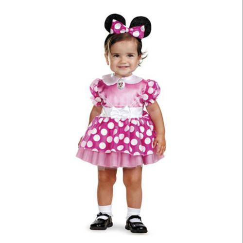 Infant Pink Minnie Mouse Disney Costume - Size I218