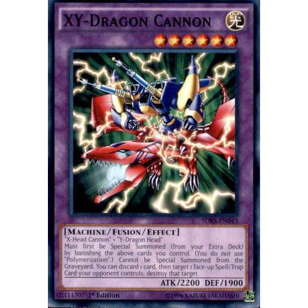 YuGiOh Seto Kaiba Structure Deck XY-Dragon Cannon SDKS-EN043 - Halloween Cannon Game