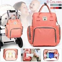Mummy Bag Nappy Diaper Handbag For Baby Travel Large Capacity Waterproof