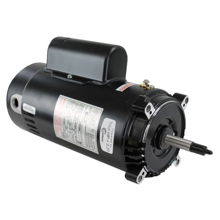 A.O. Smith Century UST1202 Up-Rated 2HP 3,450 RPM C-Face 1 Speed Pool Pump Motor