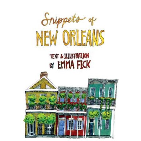 Snippets of new orleans - hardcover: 9781935754992