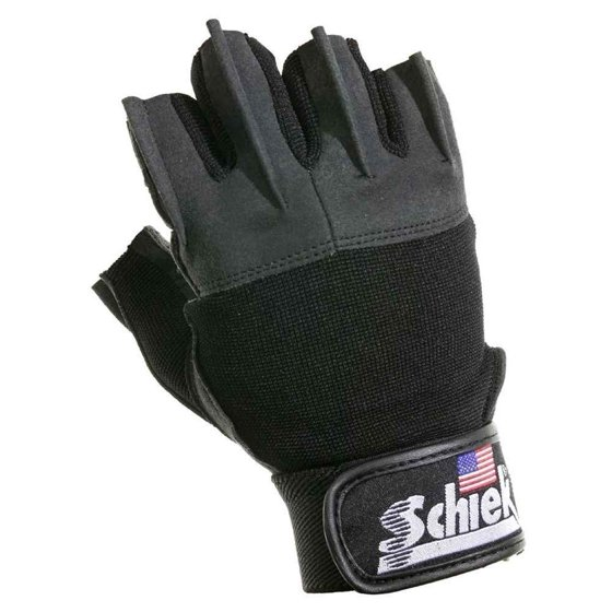 Schiek 520 Women s Platinum Gel Lifting Gloves - Black - XXS ... 52a11ee5fa