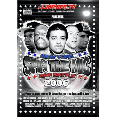 Image of Spin Mic: New York Rap Battle 2006Battle 2006