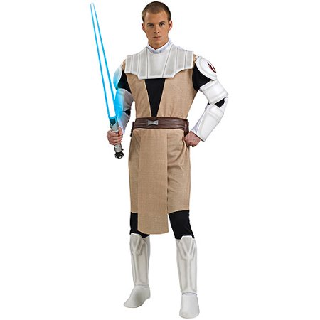 Star Wars Obi Wan Kenobi Deluxe Adult Halloween Costume