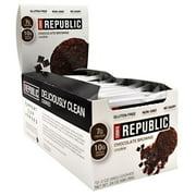 Cookie Republic, Cookie Republic Chocolate Brownie 12 - 2 oz (56g) Cookies