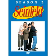 Seinfeld: Season 3 (DVD) by Sony Pictures Home