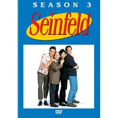 Seinfeld: Season 3 (DVD) (Seinfeld Elaine)