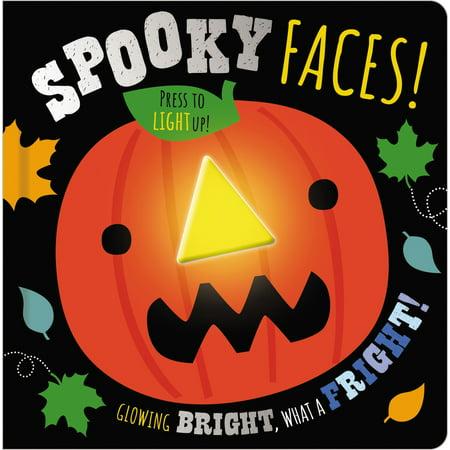 Halloween Board Ideas (SPOOKY FACES)
