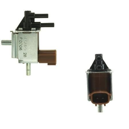New EGR Valve Control Switch Vacuum Solenoid For Nissan Sentra Quest 200SX D21