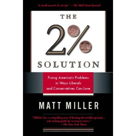 The Two Percent Solution - eBook