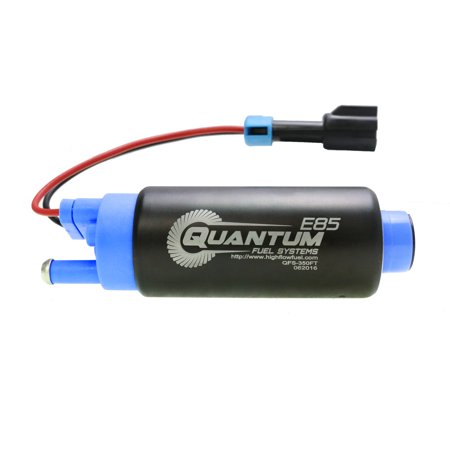 - Quantum 340LPH E85 Specific Intank Fuel Pump Dodge W250 1988 - 1990