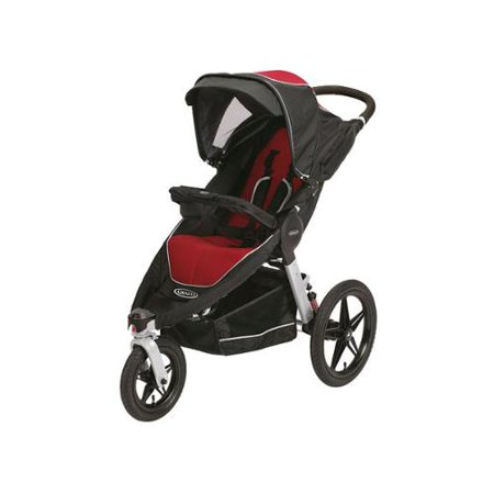 Graco Relay Click Connect Performance Jogging Stroller Cougar 1903212