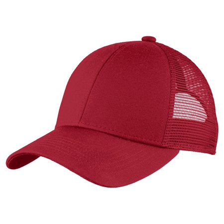 Port Authority Men's Adjustable Mesh Back Cap