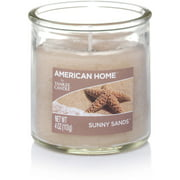 American Home by Yankee Candle 4-oz Small Tumbler, Sunny Sands