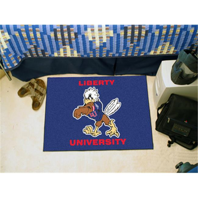 COL - 20 in. x30 in.  - Liberty University Starter Mat