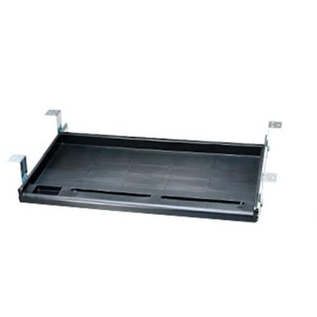 Under Desk Keyboard Tray Walmart USA KB003B Standard Under Desk Keyboard Tray Black