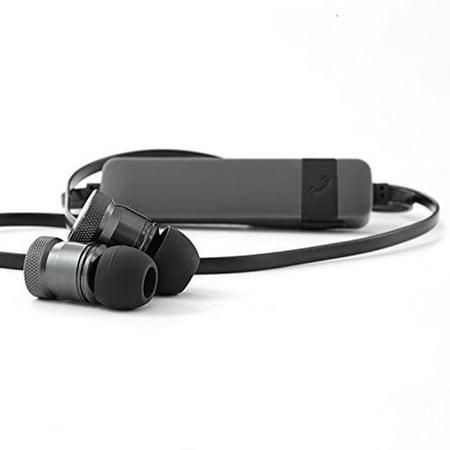 Verbatim 99776 Bluetooth Stereo Earphones With Mic Black