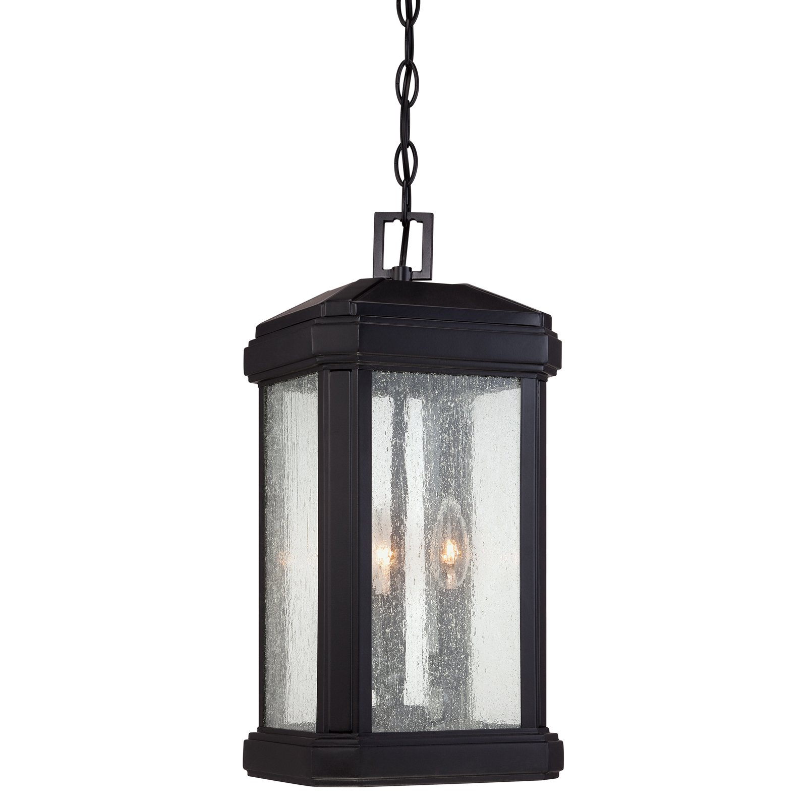 Quoizel Trumbull TML1908K Outdoor Hanging Lantern by Quoizel