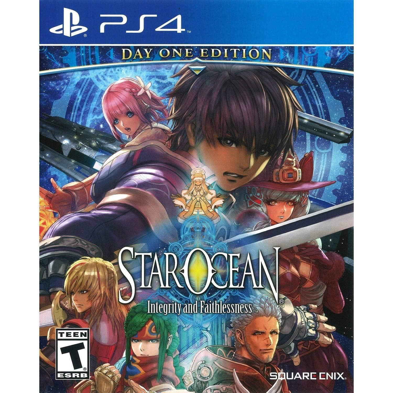 Star Ocean Integrity Standard (PS4)