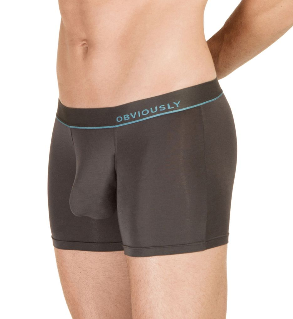 Men's Obviously A00-1B PrimeMan AnatoMAX 3 Inch Boxer Brief