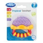 Playgro Tropical Teether 3m+, 1.0 CT