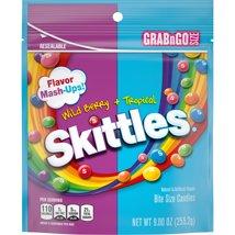 Gummy Candies: Skittles Mash-Ups