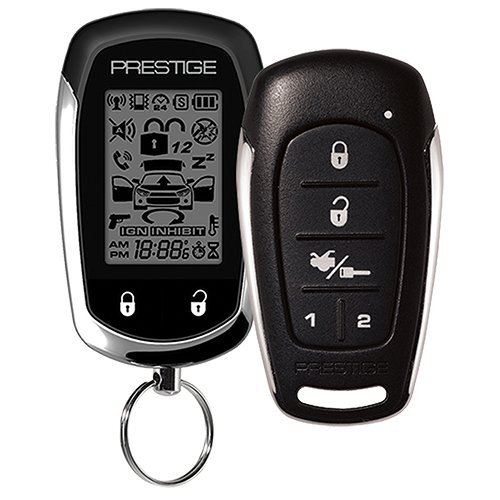 Audiovox APS997E Prestige New Remote Start Alarm