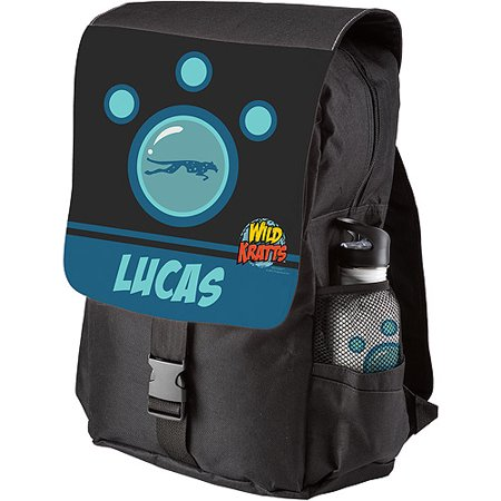 Personalized Wild Kratts Blue Creature Power Backpack (Personalized Backpacks For Adults)