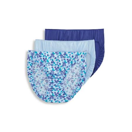 Women's No Panty Line Bikini Panties - 3 Pack ()