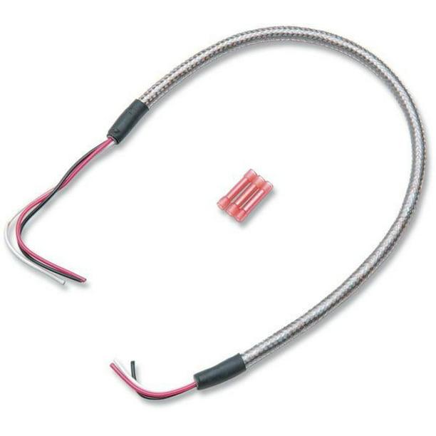 [SCHEMATICS_49CH]  Namz NHH-1801 Headlight Braided Stainless Steel Wire Harness - 18in -  Walmart.com - Walmart.com   Braided Stainless Wire Harness      Walmart
