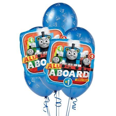 Thomas The Train 8 pc Balloon Kit](Thomas Balloons)