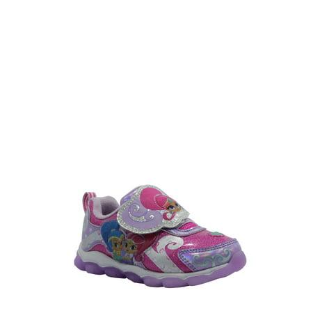 Nickelodeon Shimmer and Shine Athletic Sneaker (Toddler Girls)
