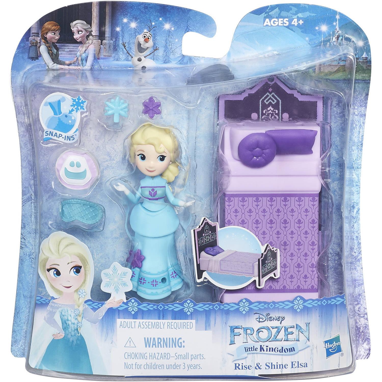 Disney Frozen Little Kingdom Rise and Shine Elsa - Walmart.com