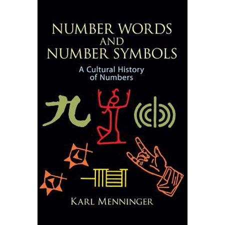 Number Words and Number Symbols - Number Symbol