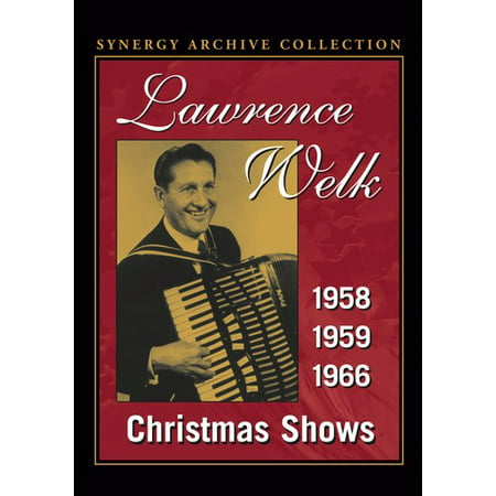 Lawrence Welk: Christmas Shows 1958, 1959, 1966 (Lawrence Welk Show Bubbles In The Wine)