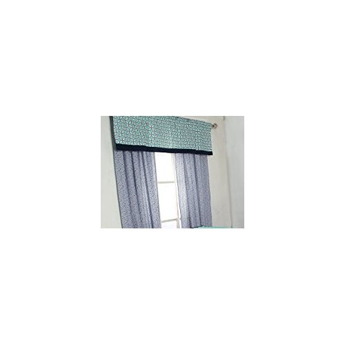 Harriet Bee Glenni 54'' Window Valance by Harriet Bee