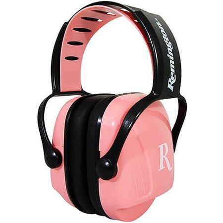 Remington MP22C Women's Pink Earmuffs