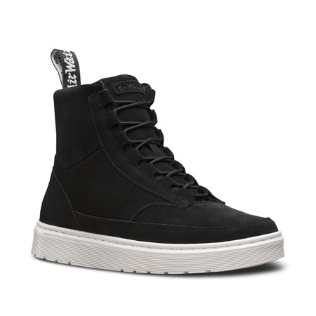 Dr. Martens Kamar Suede 8-Eye Boots cpPk8FWn10