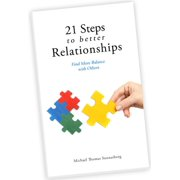 21 Steps to Better Relationships - eBook